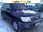 2006 Toyota Land Cruiser 4.7 AT (235 л.с.) 4WD  автобазар