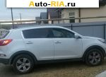 2013 KIA Sportage 2.0 AT (150 л.с.)  автобазар
