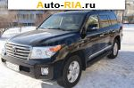 2013 Toyota Land Cruiser 4.5d AT (235 л.с.) 4WD  автобазар