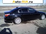 2008 BMW 5 Series 520i 2.0 AT (156 л.с.)  автобазар