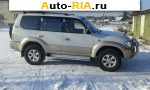 2000 Toyota Land Cruiser Prado 3.4 AT (185 л.с.) 4WD  автобазар