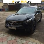2010 Infiniti FX FX37 3.7 AT (333 л.с.) 4WD  автобазар
