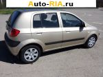 2008 Hyundai Getz 1.4 AT (97 л.с.)  автобазар