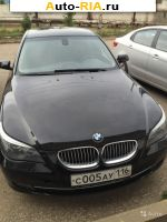 2009 BMW 5 Series 520d 2.0d AT (177 л.с.)  автобазар