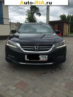 2014 Honda Accord   автобазар