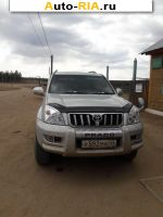 2003 Toyota Land Cruiser Prado   автобазар