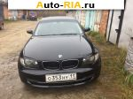 2007 BMW 1 Series   автобазар
