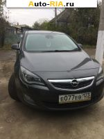 2010 Opel Astra   автобазар