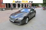2012 BMW 6 Series   автобазар