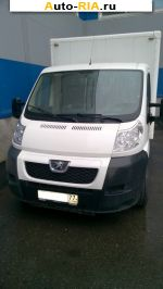 2012 Peugeot Boxer   автобазар