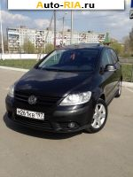 2007 Volkswagen Golf Plus   автобазар