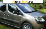 Citroen Berlingo II, минивэн 1.6, 110 HP  автобазар